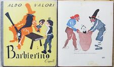 ALDO VALORI - BARBIERINO - Ed. Cappelli, 1944*_ill. BERNARDINI  - OTTIMO >>>