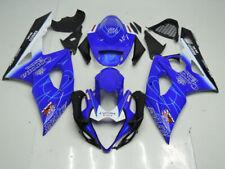 Fit Suzuki GSXR1000 05-06 blue black red Motorrad Bodywork Fairing Kits Cowling