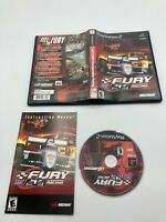 Sony PlayStation 2 PS2 CIB Complete Tested C.A.R.T. Fury Championship Ships Fast