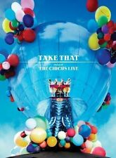 Take That - Circus Live (Live Recording/+2DVD, 2009)