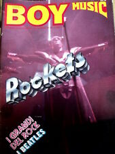 Corriere Boy 26 1980 - Speciale I Rockets a fumetti - The Beatles   [G.144]