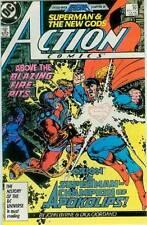 Action Comics # 586 (John Byrne) (Superman) (USA, 1987)