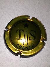 Capsule de champagne TRIBAUT (21. or contour noir)