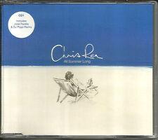 CHRIS REA All Summer Long w/ 2 RARE REMIXES & EDIT 2000 UK CD single SEALED