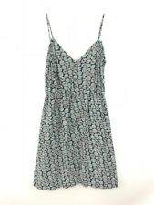 Urban Outfitters Ecote SILK Geometric Print Dress with Straps, 2 POCKETS -  M