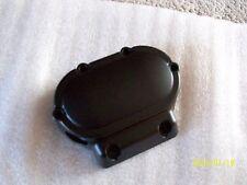 Harley transmission cover--99-06-- 5 speed--matte black powder coat