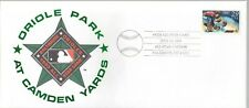 1993 MLB All Star Game Envelope USPS Limited Edition Cancel Baltimore Orioles