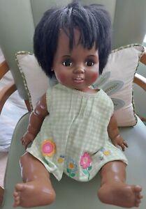 Vintage IDEAL African American Walker Doll