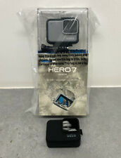 GoPro Hero7 White 1080P60 10MP 2x Slo-Mo Action Camera + Protective Sleeve
