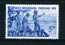 AUSTRALIA 1963 150th ANNIVERSARY OF THE BLUE MOUNTAINS CROSSING SG352  MNH