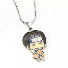 Naruto Itachi Uchiha Anime Necklace Pendant Cosplay Akatsuki US Seller