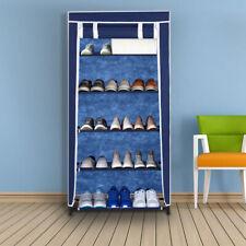 Étagères à chaussures armoire Étagère de rangement multicouche DIY meuble FR
