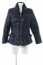 TUZZI Winterjacke blau Casual-Look Damen Gr. DE 40 Jacke Jacket Winter Jacket