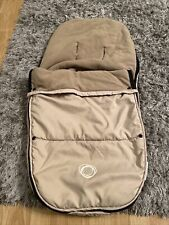 Bugaboo Footmuff In Sand Beige Universal Cosytoes