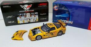 Chevrolet Corvette C5-R Daytona 2001 raced version Dale Earnhardt 1/43 Action