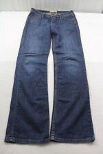 J1288 Levi´s 627 Straight Fit Jeans W30 L32 Dunkelblau  Sehr gut