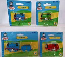 ~ Thomas & Friends - WIND UP TRAINS Percy James Gordon Collectors