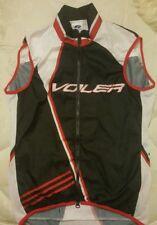 Voler Cycling Vest-Jersey Raglan  X-SMALL white/blk & Red