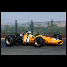 Photo A.007692 MCLAREN M7A 1968 DENNY HULME GP F1 GRAND PRIX