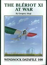 WINDSOCK  DATAFILE  108 - THE BLERIOT XI  AT WAR      new SB