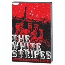 White Stripes - Under Blackpool Lights NEW DVD