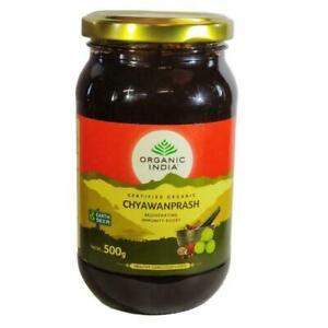 ORGANIC Chyawanprash 500gm Pack Free Shipping