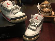 "Air Jordan 3 Retro ""Fire Red"" Size 11"