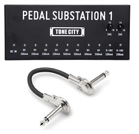 New Tone City TPS1 Substation 1 Guitar Effects Pedal Power Supply
