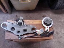 2007 Yamaha V Star 1300A KEY SET Ignition Seat Lock Fuel Tank Top Fork Plate