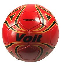 Voit Soccer Ball Tristar Color Red/Black/Yellow Size 4