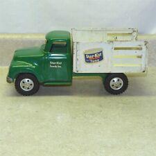 Vintage Tonka Star Kist Tuna, Foods Inc. Delivery Truck, Pressed Steel, Stake