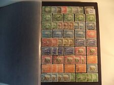 (C5F)  ADEN  STAMP COLLECTION IN FAIR TO VERY NICE CONDITION,