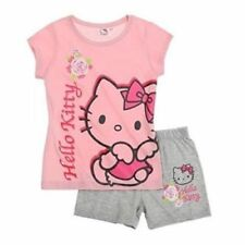 Vêtements rose Hello Kitty pour fille de 5 à 6 ans
