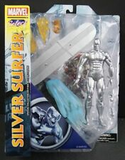 ACTION FIGURES - Silver Surfer Diamond Marvel Select - NEW #NSF3