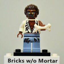 New Genuine LEGO Werewolf Minifig with Bone Series 4 8804