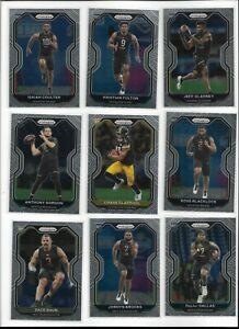 2020 Panini Prizm Rookie Card 301-400 Pick Player Complete Your Set RC