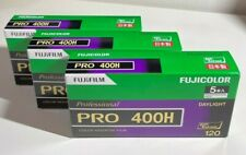 【BRAND NEW】Fujifilm Pro 400H (15roll) 120 Format Color Negative Film from Japan