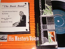 """7"""" EP - Count Basie Band Seventh Avenue Express + 3 Track - UK # 5133"""
