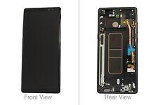 Display Lcd Touch Screen Ricambio Originale Samsung Galaxy Note 8 N950F NERO bla