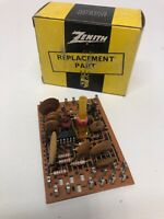 RADIO Zenith REPLACEMENT parts repair 9-47 NOS