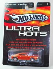 Hot Wheels ULTRA HOTS '69 DODGE CHARGER REAL RIDERS 1:64