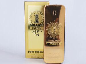 Paco Rabanne One 1 Million Pure Men's Parfum Natural Spray - 3.4 oz
