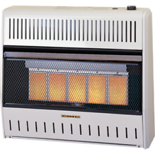ProCom Heating Reconditioned Ventless Natural Gas Wall Heater - 5 Plaque