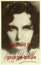 MARIE BELL - PHOTO - VTG - AUTOGRAPH - CIRCA 1930S - LEGION OF HONOR - DE GAULLE