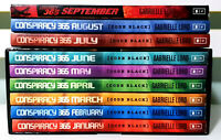 Set of 9x Conspiracy 365 Young Adult Fiction Books by Gabrielle Lord!