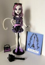 Monster High 2013 Scaris: City of Frights Catrine DeMew Doll Complete