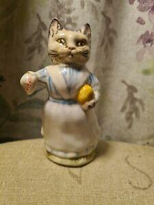 Beatrix Potter Tabitha Twitchtt Figurine F.warne & co.ltd 1961 vintage