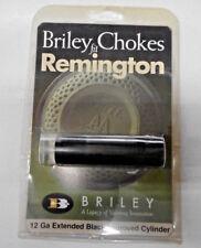 Briley Choke Tubes - 12 Ga Extended Black Improved Cylinder