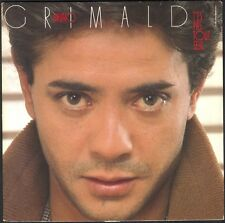 BRUNO GRIMALDI T'ES PAS TOUT SEUL 45T SP 1985 BIG BANG 884.094 SERVICE DE PRESSE