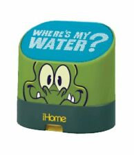 Swampy the Alligator Portable Rechargeable Speaker with Carrying Case for Mp3